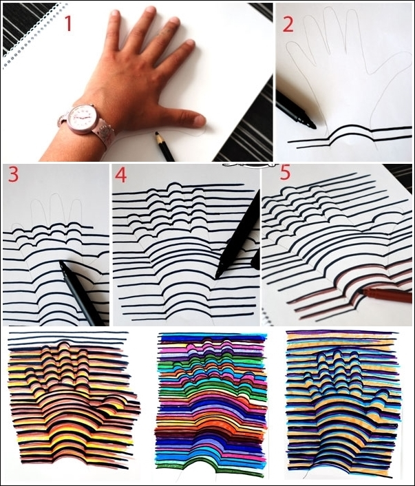 hand examples